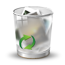 Recycle Full Icon icon